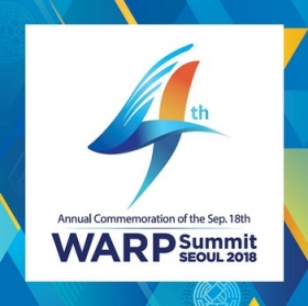 Together For Peace: the WARP Summit 2018