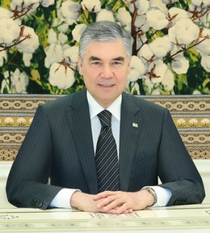 President of Turkmenistan receives the Minister of Foreign Affairs of Iran