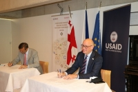 USAID and the Czech Ministry of Foreign Affairs join forces to combat disinformation and help Georgia build a stronger democracy
