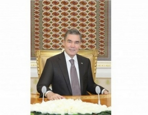 TELEPHONE CONVERSATION BETWEEN THE PRESIDENT OF TURKMENISTAN AND THE PRESIDENT OF THE REPUBLIC OF UZBEKISTAN