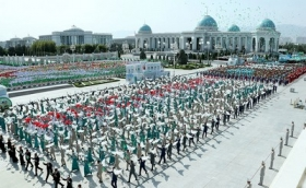 Events on occasion of the 28th anniversary of Turkmenistan Independence take place in the country