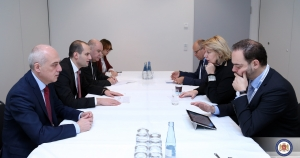 The Georgian Foreign Minister has met the Representative of the OSCE