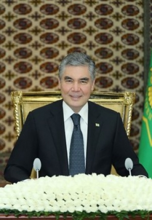 Telephone conversation between President of Turkmenistan and President of the Republic of Uzbekistan