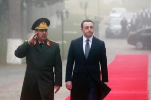 Azerbaijan and Georgian Defense Ministers held a meeting in Baku