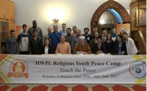 European Youth in Interfaith Peace Camps Call for the Role of Religion in Peacebuilding