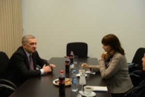 The meetings of the German Ambassador in the Parliament