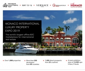 The Monaco International Luxury Property Expo 2019