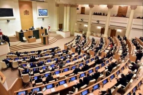 Parliament of Georgia Expresses Vote of Confidence to New Government Led By Irakli Garibashvili
