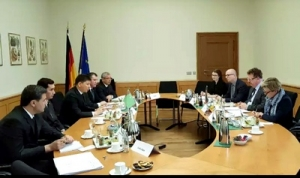 The working visit of the Turkmen delegation to Germany