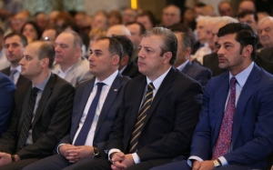Prime Minister of Georgia attended the presentation of the summary report of Otar Danelia