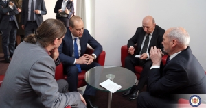 Mikheil Janelidze has met the Minister of National Defence of Poland