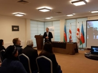 Georgians remember 20 January tragedy in Azerbaijan