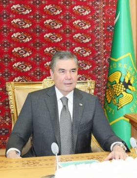 President of Turkmenistan addresses participants of the Exhibition of Economic Achievements and Conference on Digital Economy