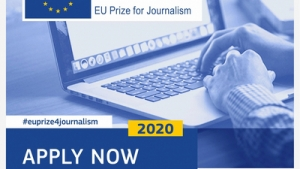 European Union launches 2020 EU Prize for Journalism in Georgia