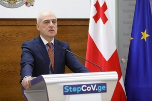 David Zalkaliani on the repatriation flights to bring Georgian citizens home