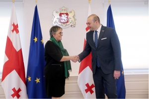 Prime Minister of Georgia Hosts PACE President
