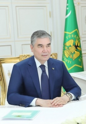 Telephone conversation between President of Turkmenistan and King of Saudi Arabia
