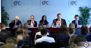 The significance of the Eastern Partnership format has been discussed at the European Policy Centre in Brussels