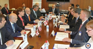 Meeting of the defence and security working group under the U.S.-Georgia Charter on Strategic Partnership