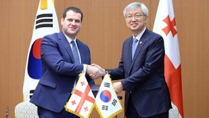 Georgia and Republic of Korea Signed Agreement on Economic Cooperation