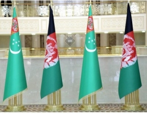 Telephone conversation between President of Turkmenistan and President of Afghanistan