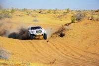 The second leg of Amul – Hazar 2018 rally raid is finished