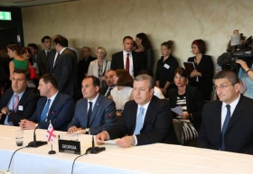 A Free Trade Agreement between Georgia and EFTA was signed