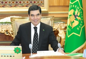 The President of Turkmenistan - Scientific studies by the youth plays great role in technological and innovative progress