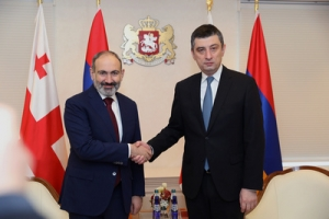 Armenian PM – Georgia cannot be a threat to security to Armenia