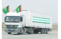 Turkmenistan provides humanitarian aid to brotherly Iran