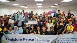 Youth Network for Developing Peace-building Leadership in Malaysia