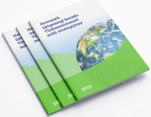 Adoption of the National Strategy of Turkmenistan on Climate Change