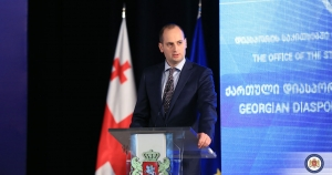 Mikheil Janelidze: The Ministry will promote the involvement of the diaspora in the Georgia's image enhancement and popularisation