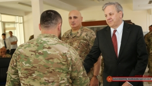 Georgian-American Joint Exercise Concluded