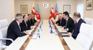 Georgian Prime Minister and Azerbaijani Foreign Minister Discuss Joint Regional Project