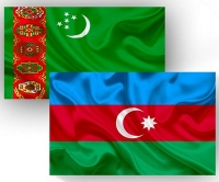 Talks between President of Turkmenistan and President of Azerbaijan