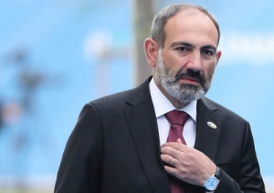 Armenian PM Nikol Pashinyan and family test positive for COVID-19