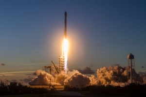 EchoStar 105/ SES-11 Successfully Launched  on SpaceX's Falcon 9