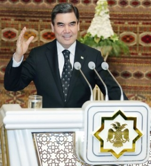 Vectors of steadfast development of Turkmenistan are outlined at the first session of the People's Council