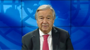 "António Guterres: ""The status of permanent Neutrality of Turkmenistan will contribute to strengthening peace and security in Central Asia"""