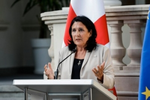 The President of Georgia, Salome Zurabishvili, has named the 2020 parliamentary election date – October 31