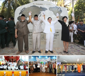 World Peace and War cessation Proclamation Ceremony to held by HWPL