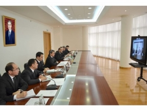 Co-chairmen of Turkmen – Japanese Committee for economic cooperation have online session
