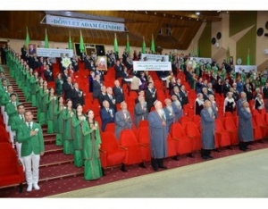 President of Turkmenistan announces the decision on additional benefits to healthcare workers