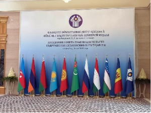 Council of CIS Heads of Government holds session in Ashgabat