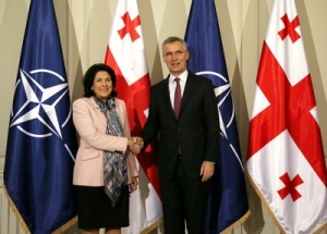 President Salome Zourabichvili – NATO Open Door Policy is the Cornerstone for NATO-Georgia Relationship