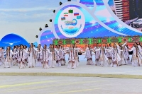 President of Turkmenistan and Heads of Government of Caspian Forum Participating Countries Attend Festive Concert as Guests of Honor