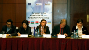 EU supports consultations on water resource management in Georgia