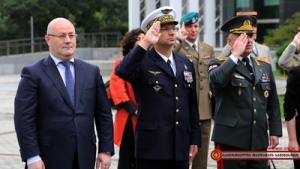 Visit of NATO Supreme Allied Commander Transformation SACT to Georgia