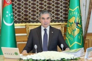 President of Turkmenistan addresses scientists of the country and participants of the International online scientific conference